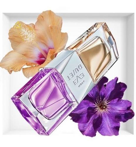 avon eve duet eau de parfum 50ml 2 em 1 afrodisíaco