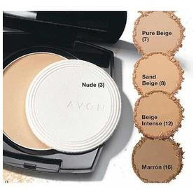 Avon Ideal Face Polvo Compacto