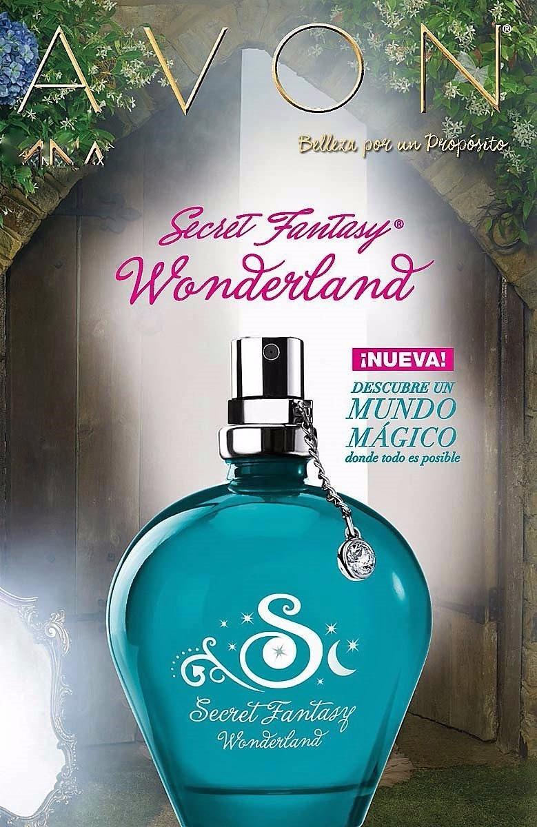 Avon Secret Fantasy Wonderland Perfume Frutal Oferta 50000 En