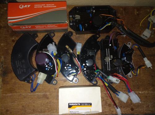 avr regulador de voltaje para planta eléctrica