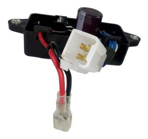 avr regulador voltaje 2kw-3kw / 220uf-250v generador 1 pz