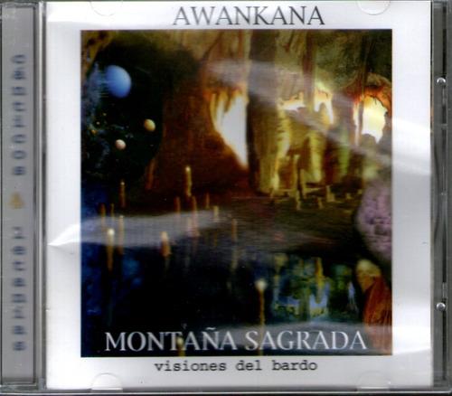 awankana - montaña sagrada - new age - ambient - cd