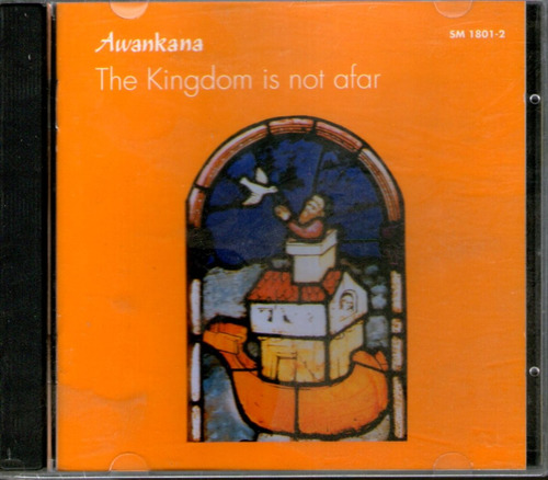 awankana - the kingdom is not afar - cd