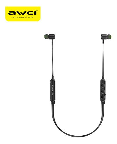 awei g30bl auriculares deportivos inalmbricos auriculares