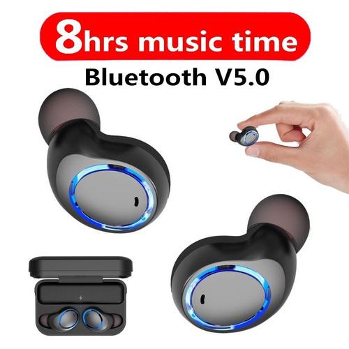 awei t3 tws auricular estéreo biauricular con micrófono bi
