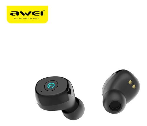 awei t85 tws auriculares inalámbricos mini auriculares hifi