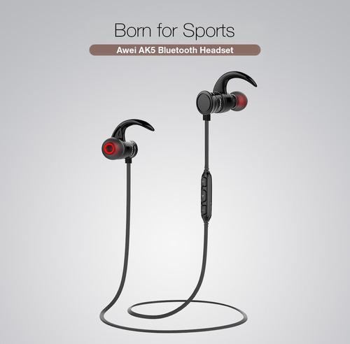 awei x650bl imán atracción auriculares deportivos bluetoot