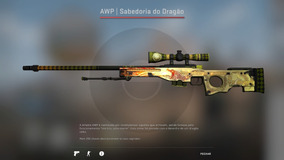 Download AWP Dragon Lore Sniper Rifle Counter Strike Global