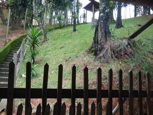(ax) chácara mariporã construído com excelente topografia.