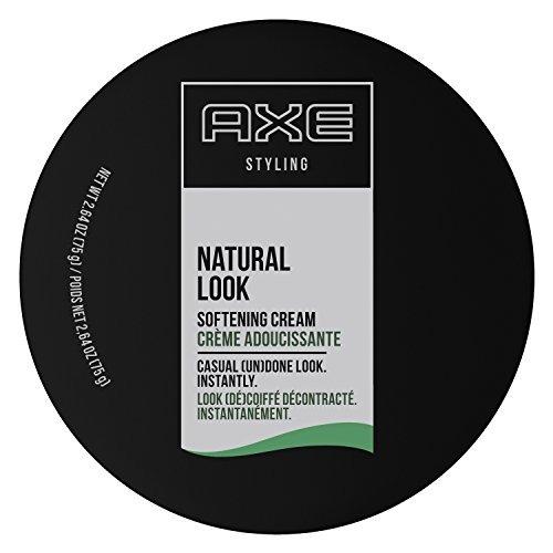 ax natural look crema el cabello suavizante 264 oz