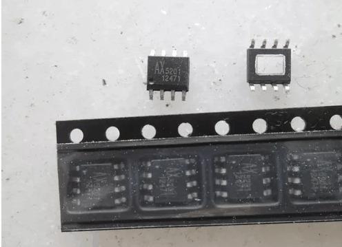 ax5201 ax 5201 ci smd tuner regulador tensão novo original