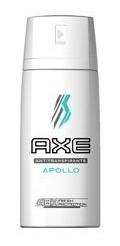 axe antitranspirante x 152 ml