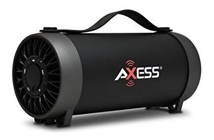axess bluetooth media speaker negro