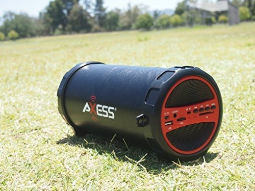 axess spbt1031 portatil bluetooth indooroutdoor 2.1 altavoz
