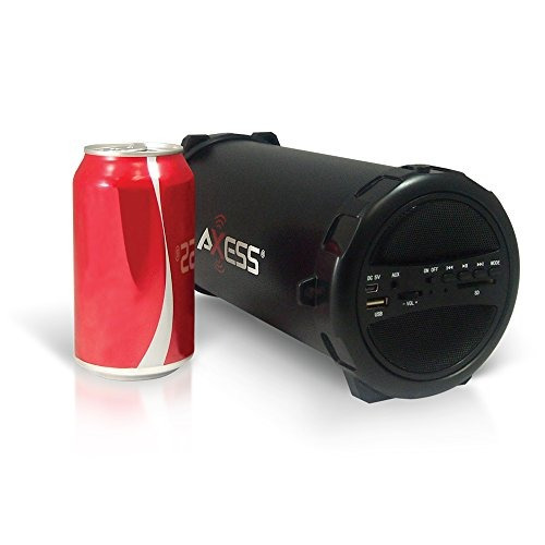 axess spbt1031bl portatil bluetooth indooroutdoor 21 hifi ci