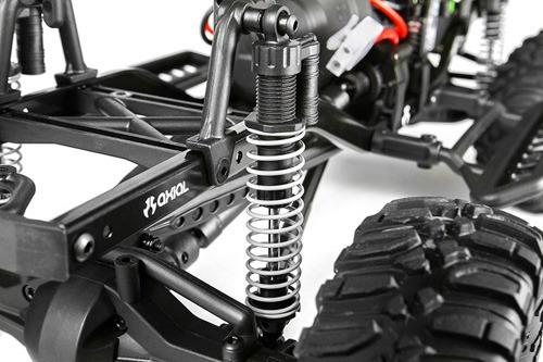 Axial Rc Ax90037 1/10 Scx10 Todo Terreno Crawler 4x4 Rtr - $ 379.000 ...