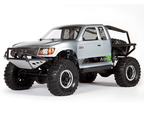 Axial Scx10 Trail Honcho 1/10th 4wd Electric Rtr Rock Craw - Bs ...