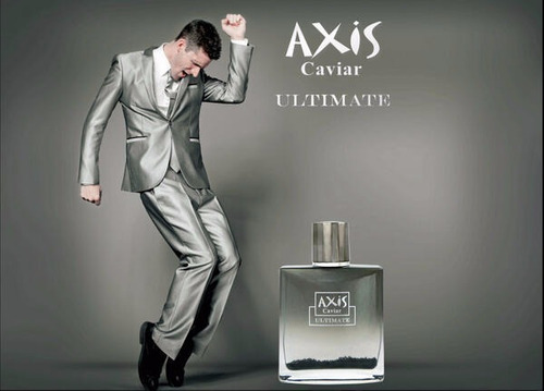 axis caviar ultimate masculino 90ml original, caja cerrada