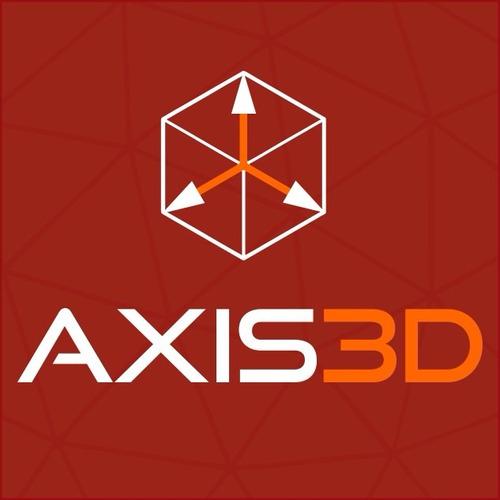 axis3d - servicio de impresion 3d, prototipado y modelado