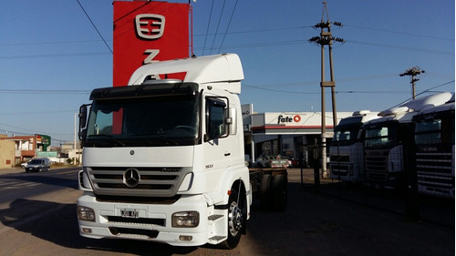 axor 1933 2011 chasis largo 570km  impecable zaccocamiones