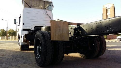 axor 1933 chasis largo impecable entrega+cuota zaccocamiones