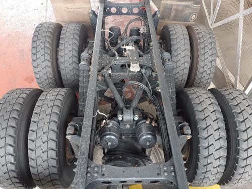 axor 3344 = 6x4 = chassis plataforma