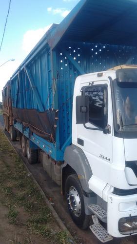 axor 3344 caminhão