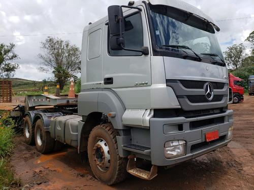 axor 3344 s 6x4 ano 2015/2016 cavalo mecânico cabine leito