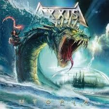 axxis - utopia (cd importado)