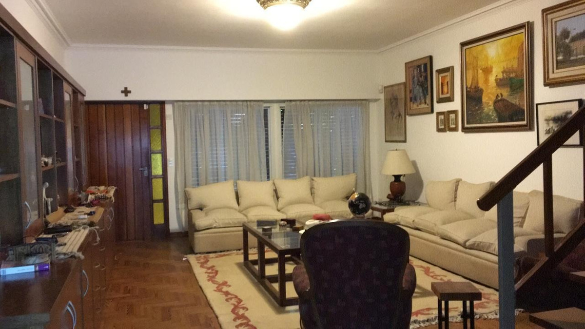 ayacucho 400 beccar excelente chalet 4 ambientes