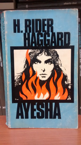 ayesha - el regreso de ellahaggard, rider siglo xxtapa bla
