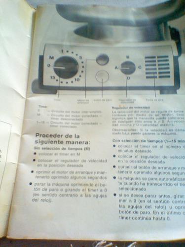 ayudante de cocina electrolux