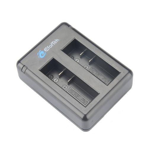az16-1 batería de repuesto efortek (2 paquetes) y cargador u