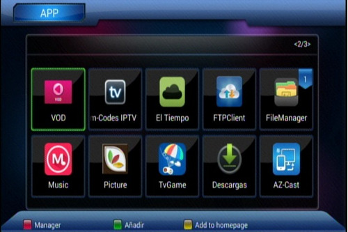 azamerica s 2010  android 4.4.2  4k full hd  2017 acm