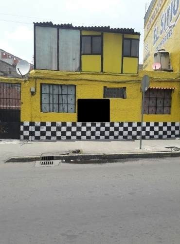 azcapotzalco: casa sobre aquiles serdan ideal para inversionistas.