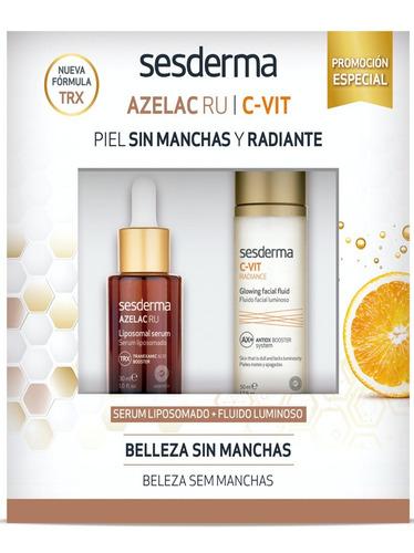 azelac ru suero despigmentante 30ml + c vit radiance 50ml