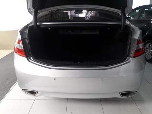 azera gls 3.0 v6 automático placa i ano 2013 completo