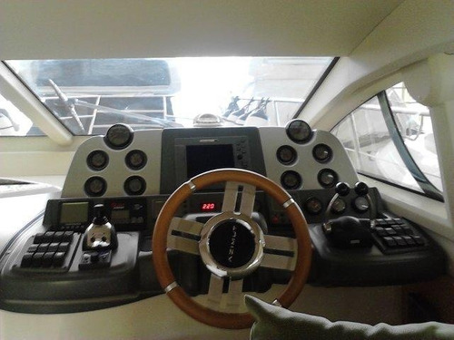 azimut 480 full ano 2008 com 2 motores volvo penta ips 600 h