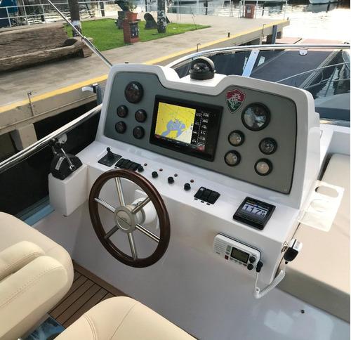 azimut 520 - italiana - plataforma - ponte - absol. nova