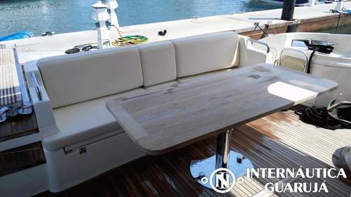 azimut 60 2011 intermarine ferretti phantom prestige princes