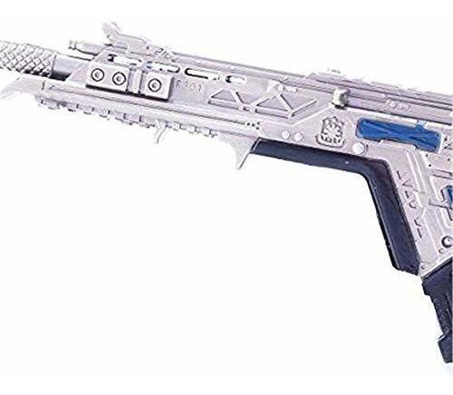 Apex 1//6 Metal R301 Carbine Assault Rifle Weapon Gun Model Action Figure Toys