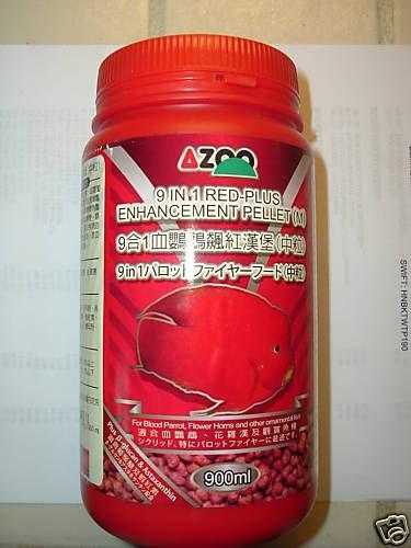 azoo 9 in 1 red-plus enhancement pellet (ch) o (m) 1,1 kg