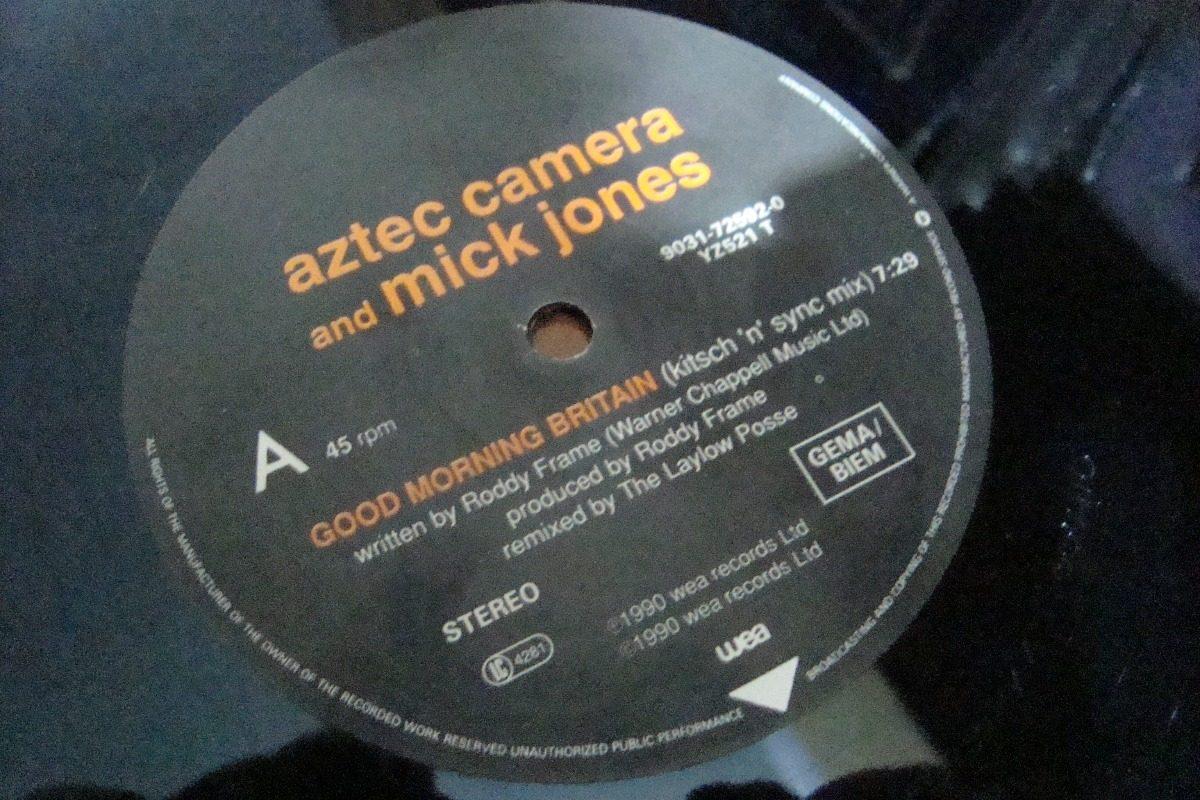 aztec camera good morning britain