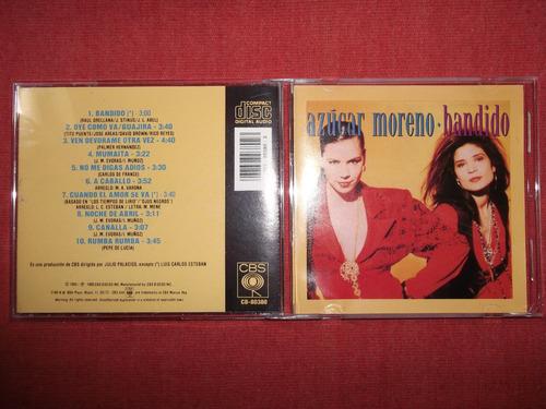 azucar moreno - bandido cd usa ed 1990 mdisk