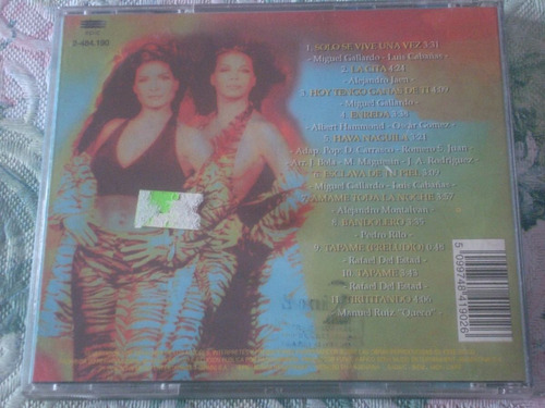 azucar moreno cd original flamante !!