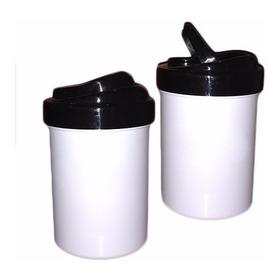 Azucarera Yerbera Para Sublimar De Polímero X6 Unidades
