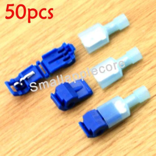 azul 50 pares el ctrico cable conectores r pido empalme de