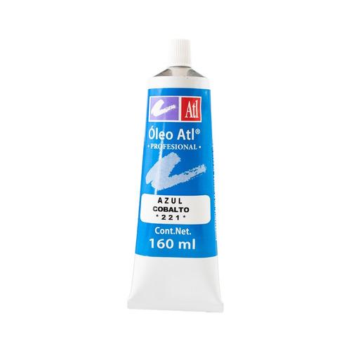 azul cobalto nº.221 oleo atl 160 ml pintura arte rodin