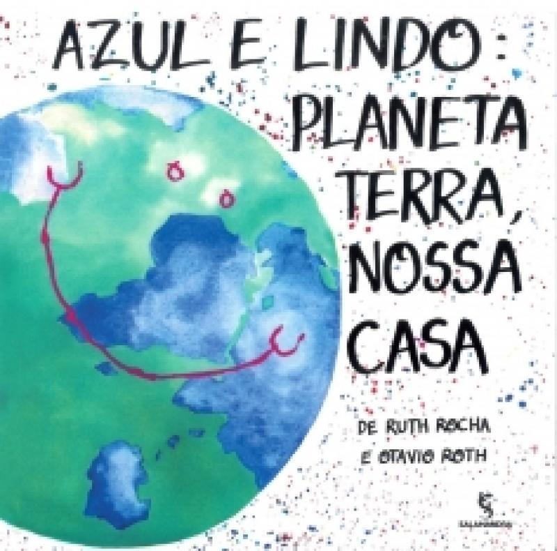 80a885a5ee3d azul e lindo planeta terra nossa casa - salamandra. Carregando zoom.