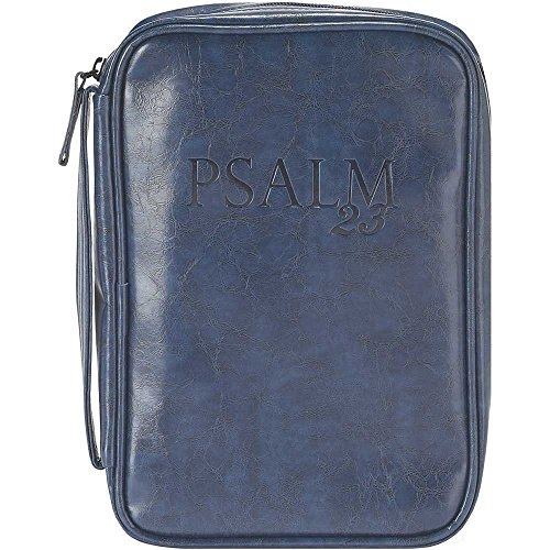 azul marino 75 x 108 pulgadas como vinilo biblia cubrir caso